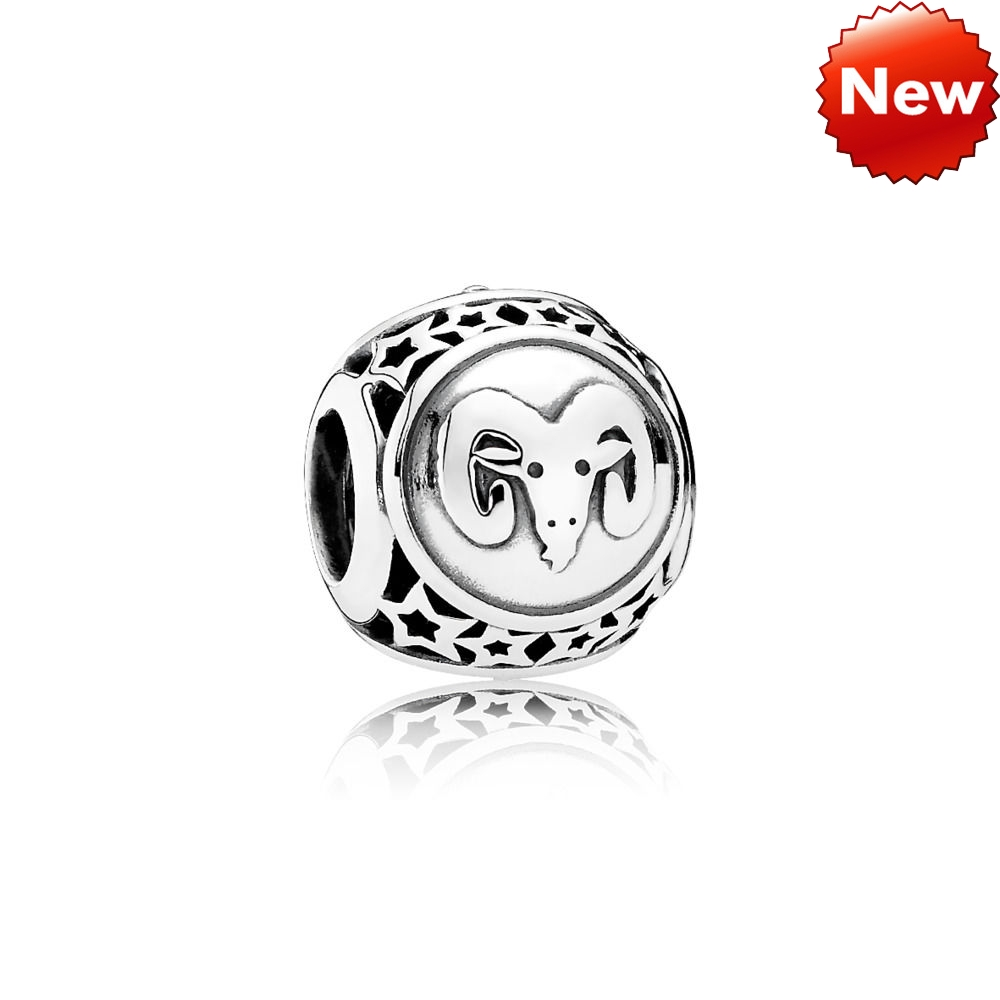 Pandora Bijoux STAR SIGN SILVER CHARMA ARIES