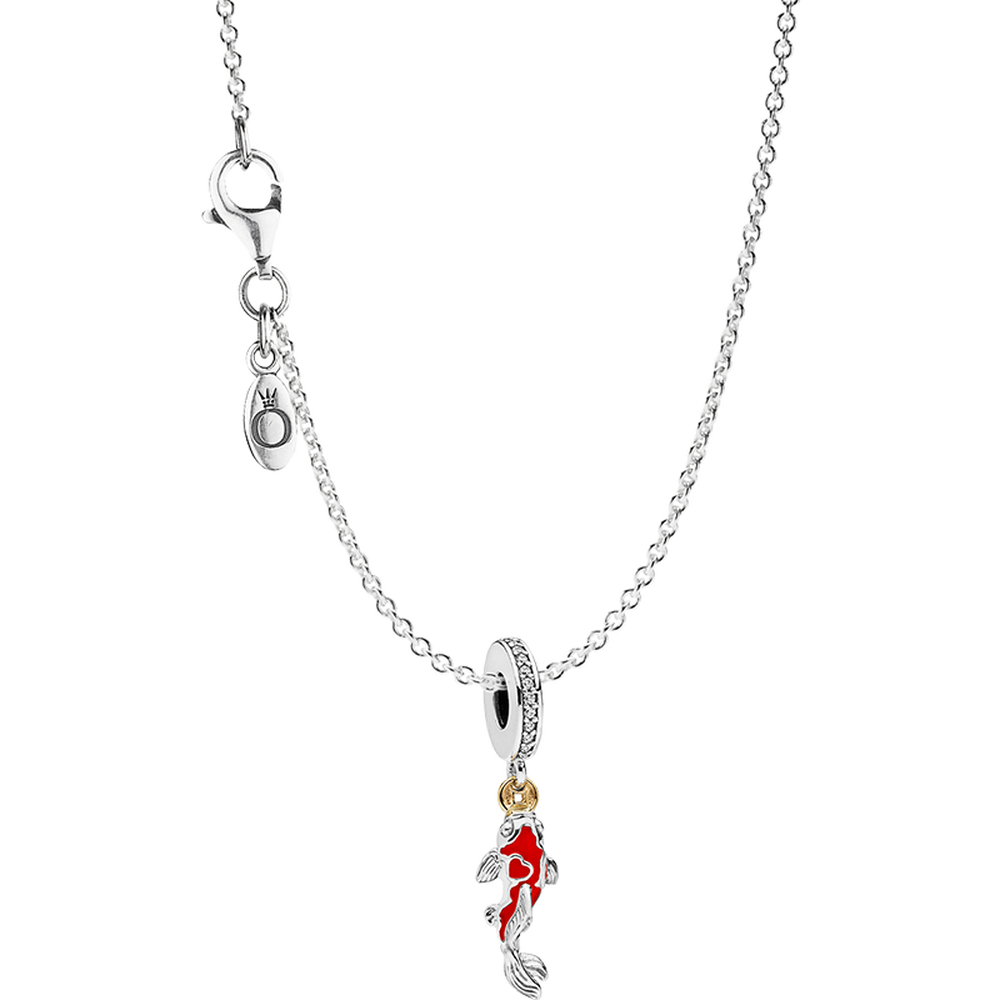 Pandora Bijoux New Year's Koi Necklace