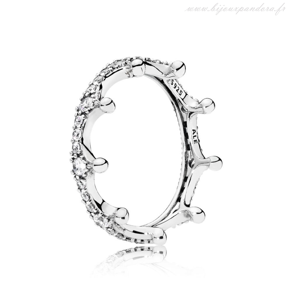 Pandora Bijoux ENCHANTE CROWN BAGUE