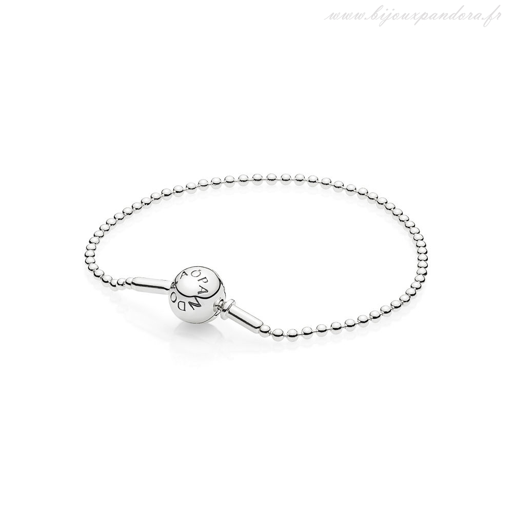 Pandora Bijoux ESSENCE COLLECTION Beaded Bracelet en sterling argent