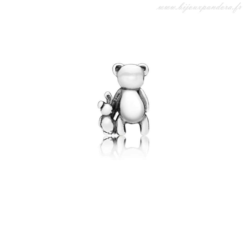 Pandora Bijoux Perfect Pals Menue Charm