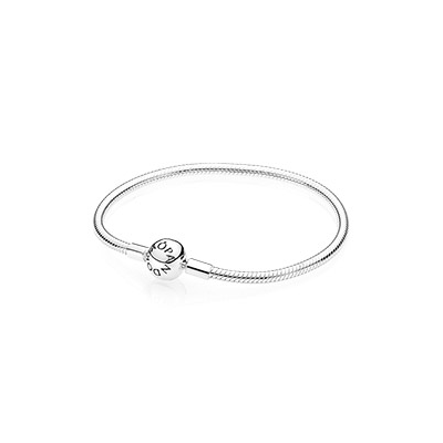 Pandora Bijoux Moments lisses Argent Fermoir Bracelet