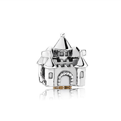Pandora Bijoux Castle & Crown Charm