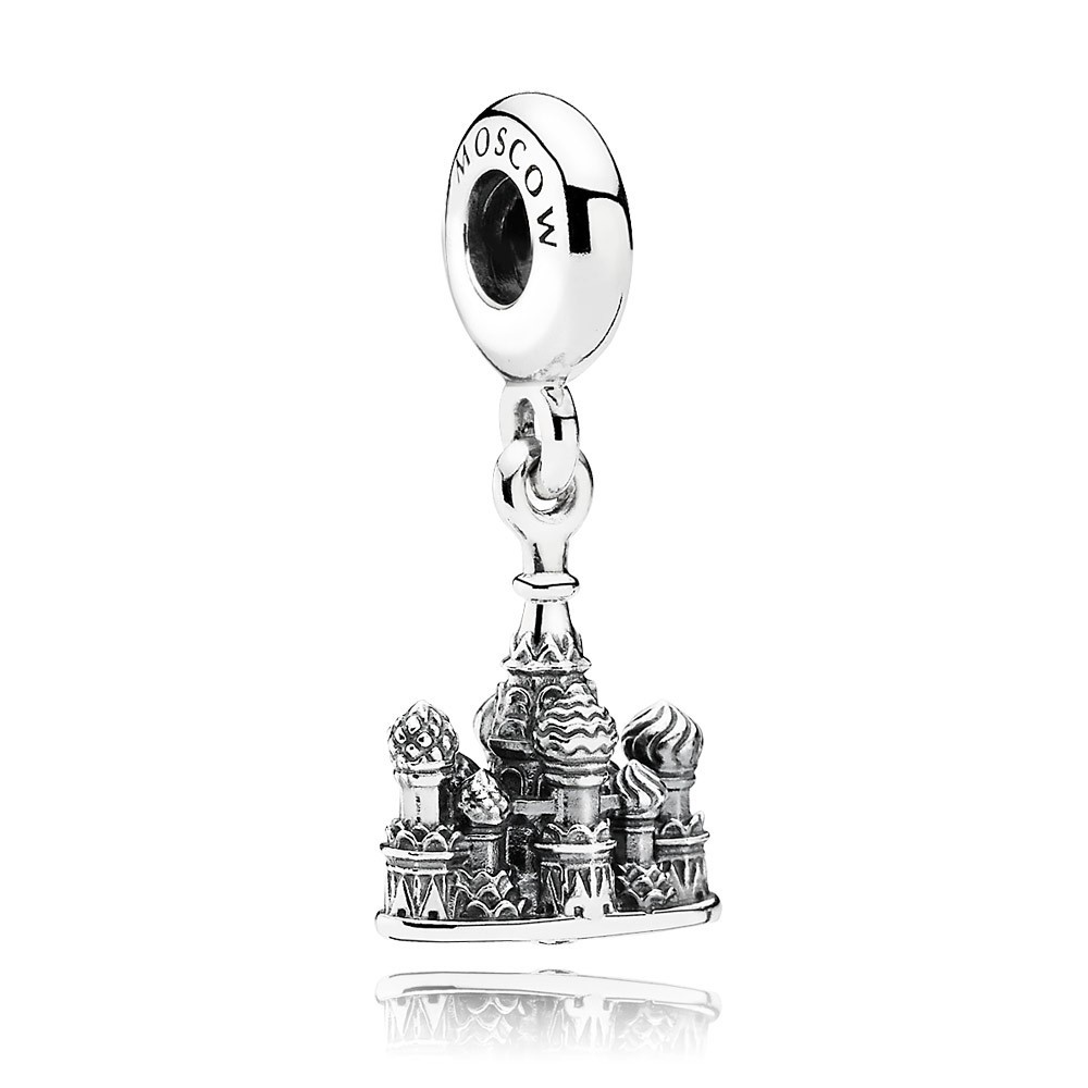 Pandora Bijoux Cathedrale Dangle Charm Saint Basile