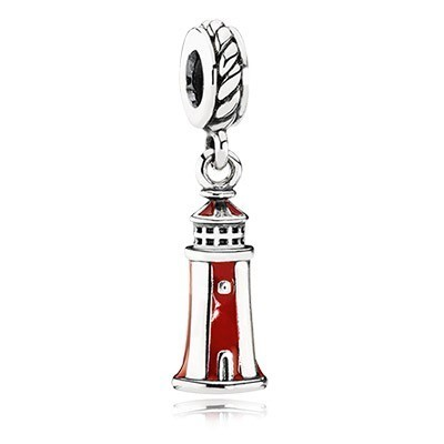 Pandora Bijoux Charms Lighthouse