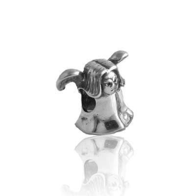 Pandora Bijoux Charms Refined Angry fille en argent 925