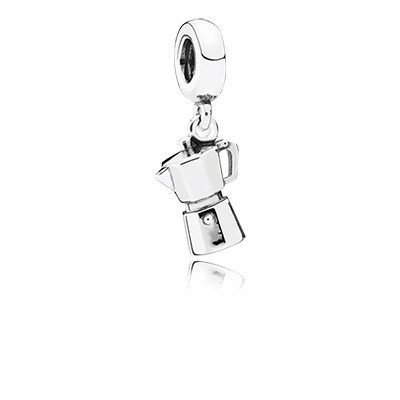 Pandora Bijoux Coffee Lovers Dangle