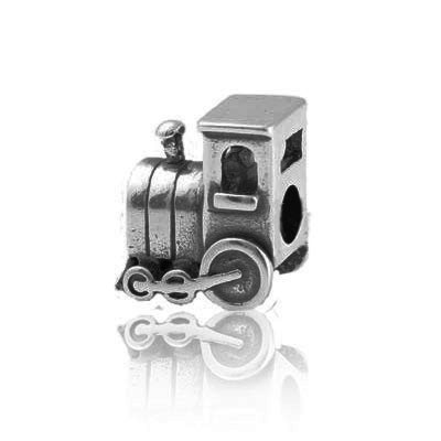 Pandora Bijoux Locomotive Ace Charms Argent 925