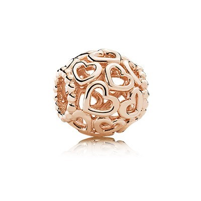 Pandora Bijoux Open Your Heart Charm