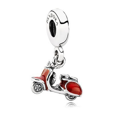 Pandora Bijoux Scooter Charms
