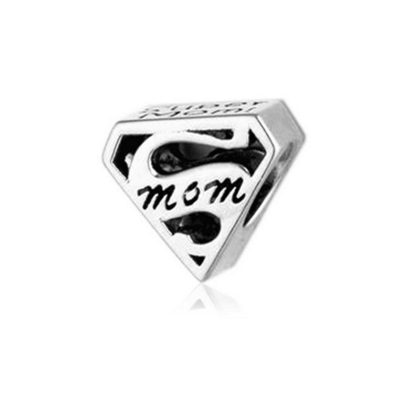 Pandora Bijoux Superman Mom Charms