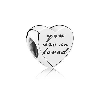 Pandora Bijoux Charm You Are So Loved