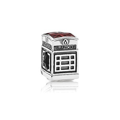 Pandora Bijoux Charms London Calling