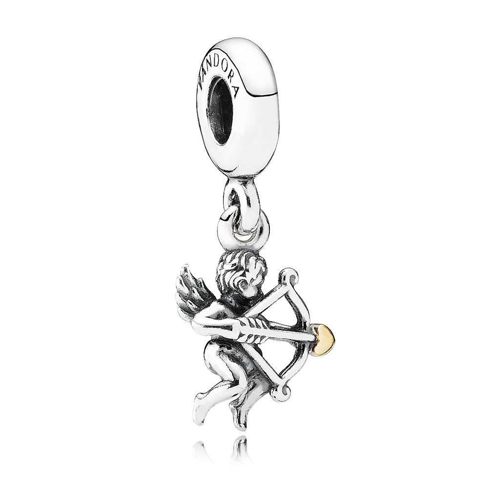 Pandora Bijoux Cupid Dangle Charm