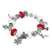 Pandora Bijoux Holiday Cheer Inspirational Bracelet (EI5577)