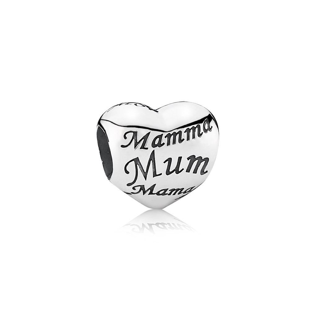 Pandora Bijoux Mothers Of The World Charm