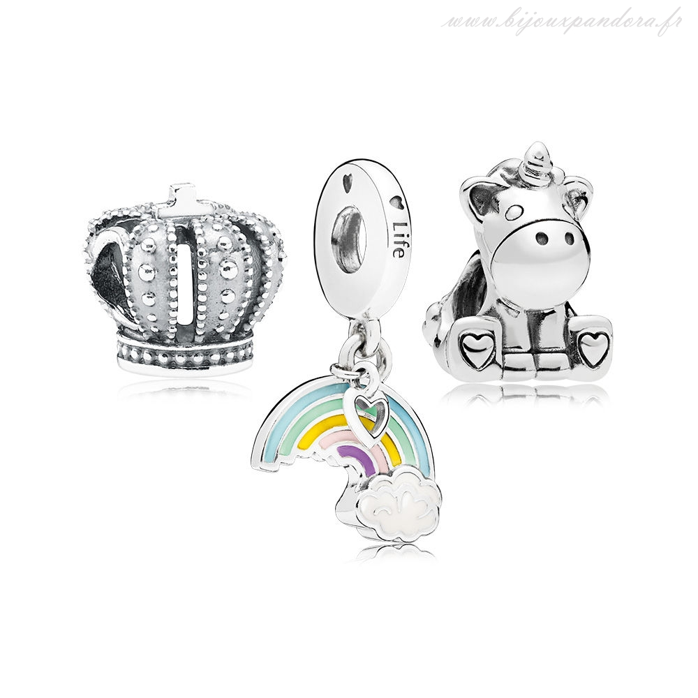 Pandora Bijoux ROYAL FAIRYTALE CHARM PACK